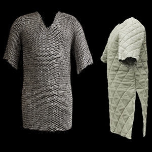 Chainmail Shirts & Padded Gambesons