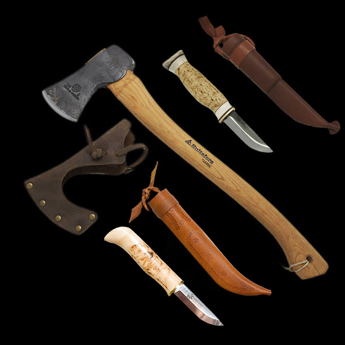 Hunting Knives & Axes