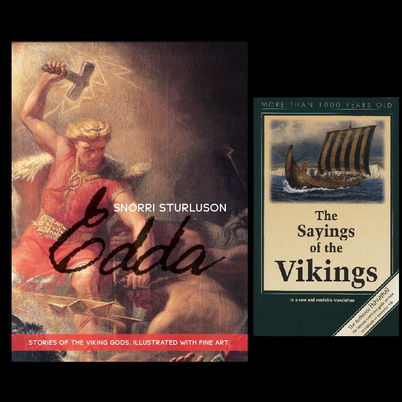 Norse Mythology Books