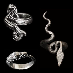 Serpent Rings