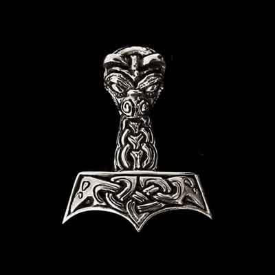 Silver Thor's Hammers