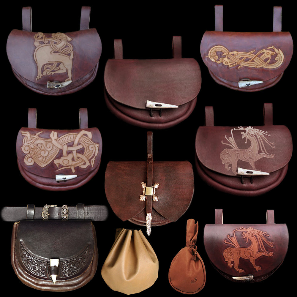 Viking Pouches & Bags