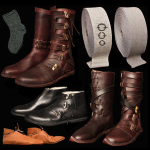 Viking Shoes & Boots