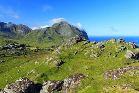 The beautiful Lofoten Islands