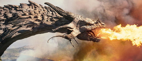 The Dragon Fafnir - Viking Dragon Blogs