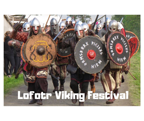 Polish Vikings at the Lofotr Viking Festival - Viking Dragon Blogs