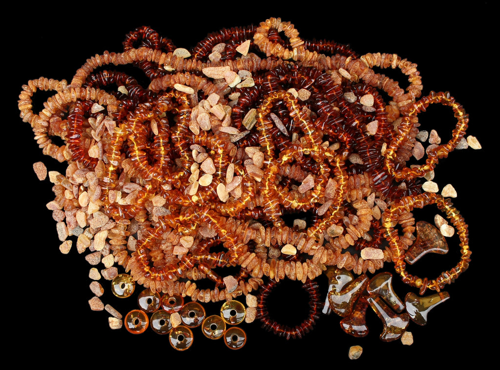 Amber Viking Jewelry from The Viking Dragon