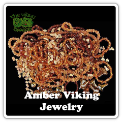Amber Viking Jewelry - Viking Jewelry