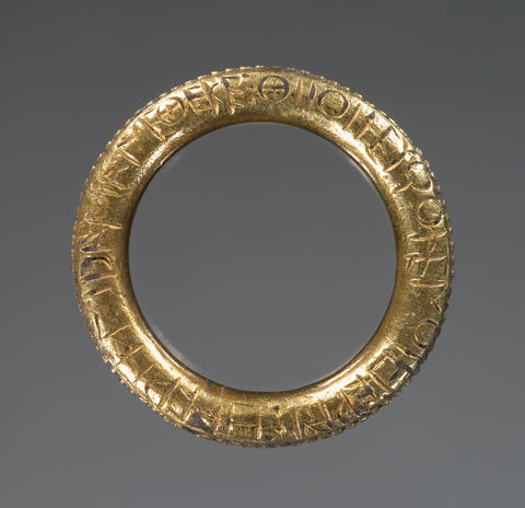 Old Norse ring (image credit in previous post)--Viking Dragon Blogs