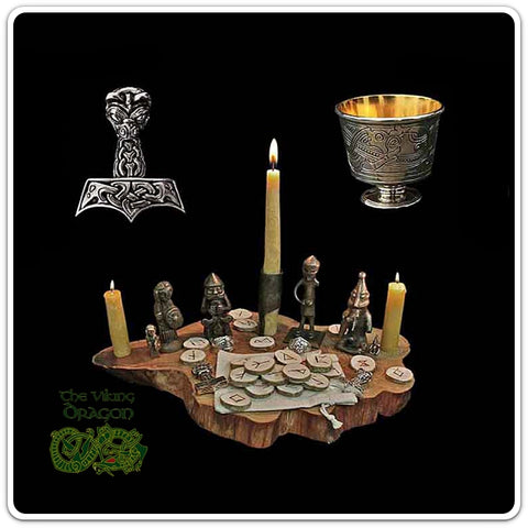 Asatru - Norse Religion Supplies From The Viking Dragon