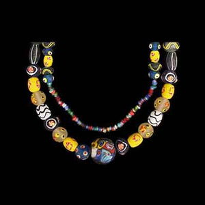 Viking Beads & Bead Necklaces
