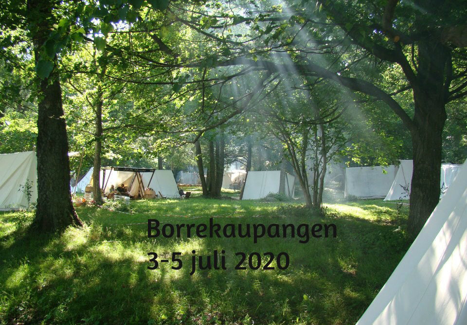 Borre Viking Market - Borrekaupangen 2020 Norway