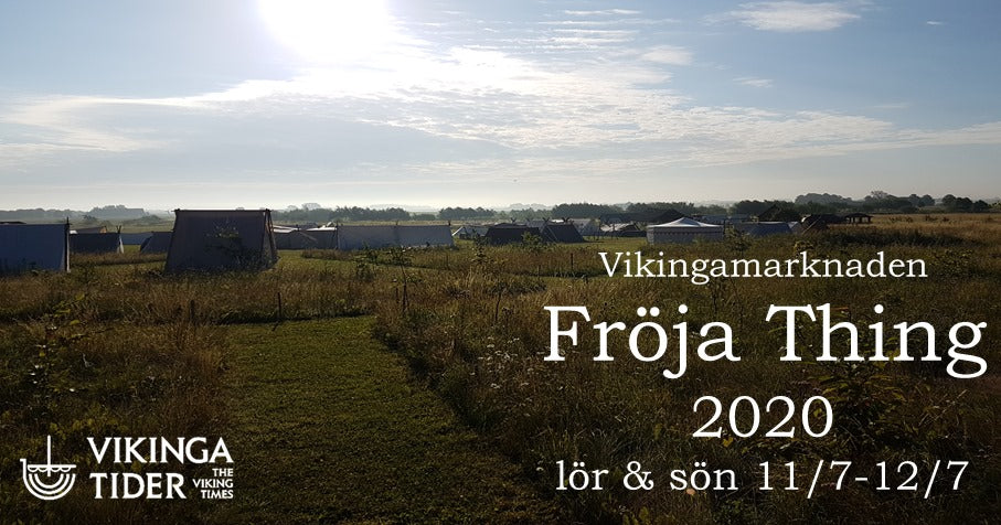 Fröja Thing Viking Festival - Sweden