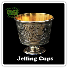 Jelling Cups - Viking Jewelry