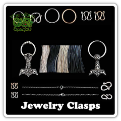 Jewelry Clasps - Viking Jewelry