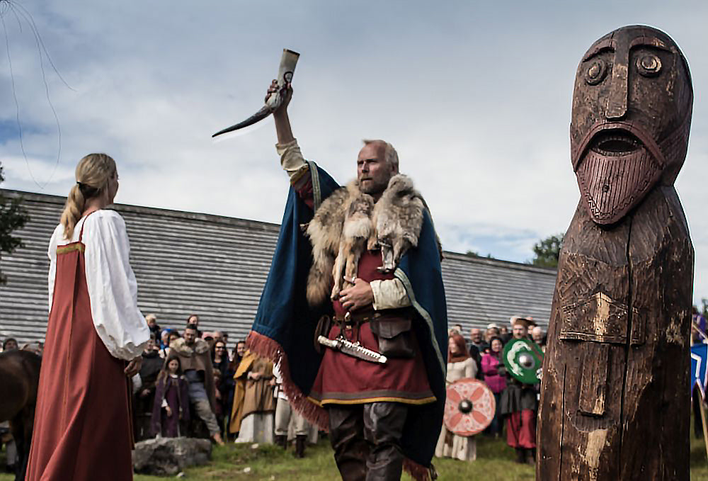 Lofotr Viking Festival 2020 - Norway