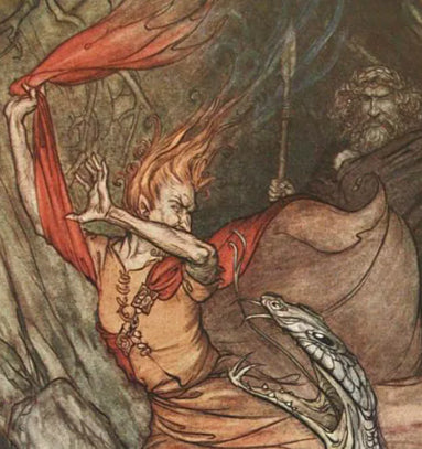 Loki The Trickster God - Viking Dragon Blogs