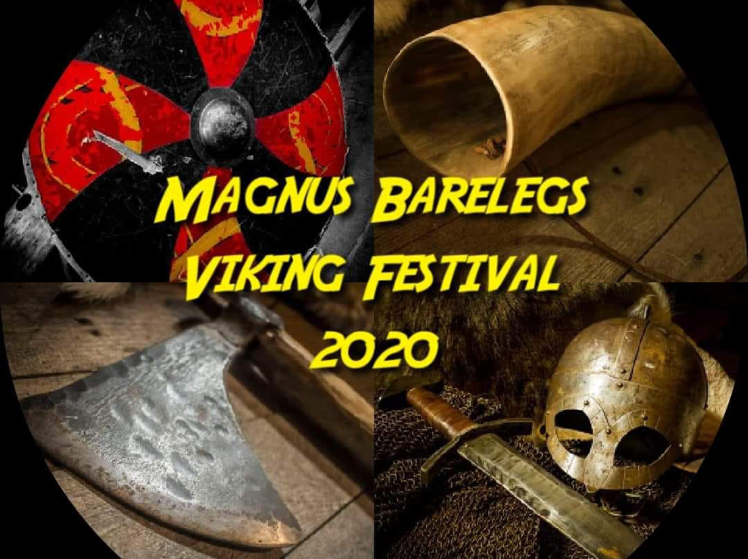 Magnus Barelegs Festival 2020 - Northern Ireland, UK