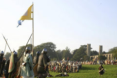 Battle of Hastings Reenactment