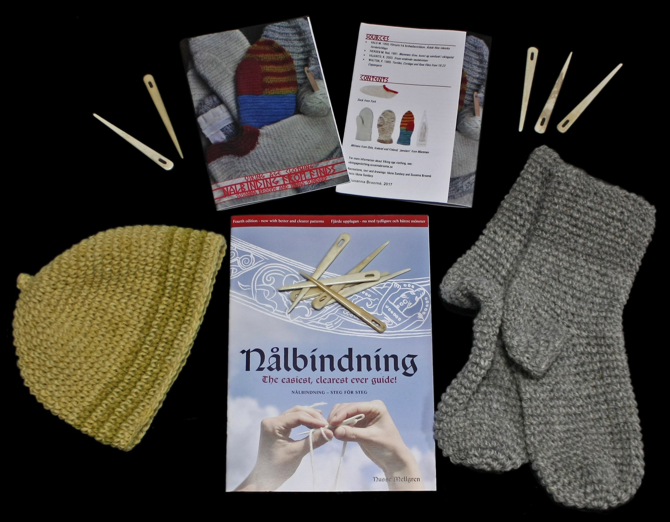 Nalbinding Supplies - Viking Crafts