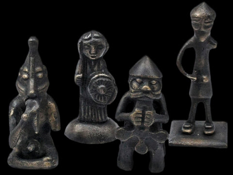 Norse God Statues In Solid Bronze - Asatru / Norse Religion Supplies