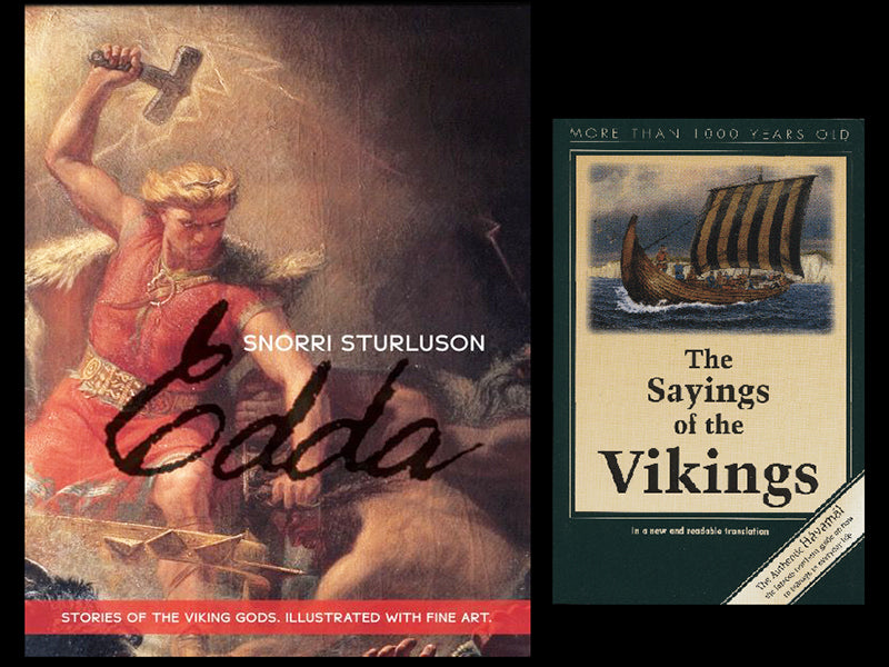 Norse Mythology Books - Viking Books