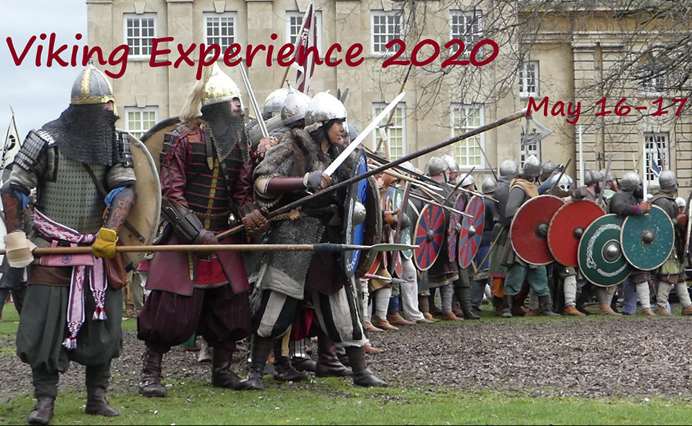 Viking Experience at Portadown