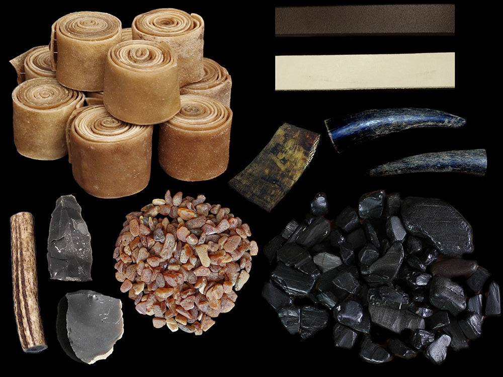 Raw Materials - Viking Craft Supplies