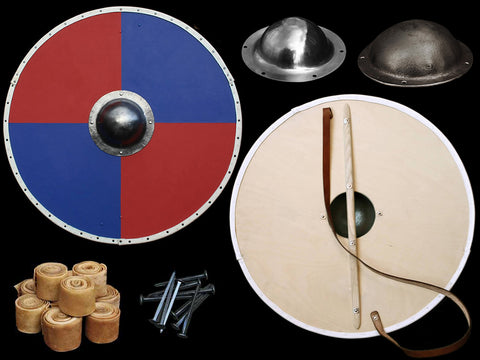 Viking Re-enactment Shields - Viking Warrior Costume