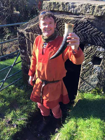Skal - Rob with small drinking horn