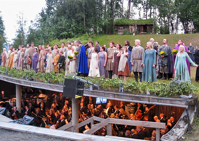 St Olav's Viking Festival - Norway