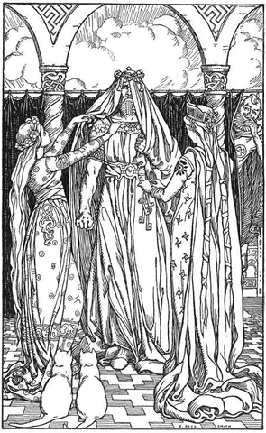 Thor in a Wedding Dress - Viking Dragon Blogs