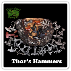 Thor's Hammer Pendants - Viking Jewelry