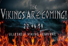 Ulleskelf Viking festival - Yorkshire, UK - 2019 Viking Festivals
