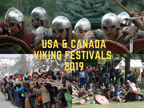 usa and canada viking festivals 2019