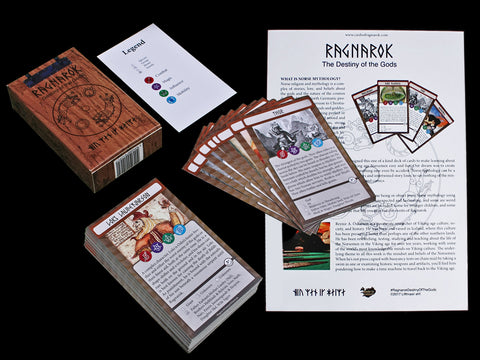 Ragnarok Card Game - Viking Card Games