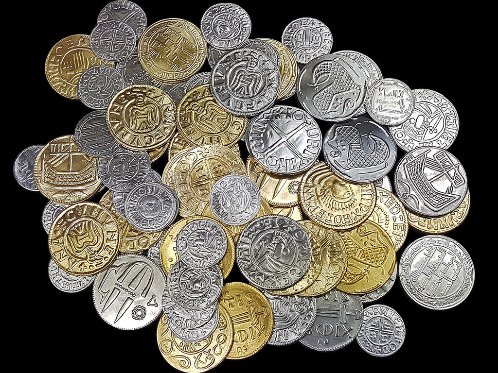 Replica Viking Coins - Viking Accessories