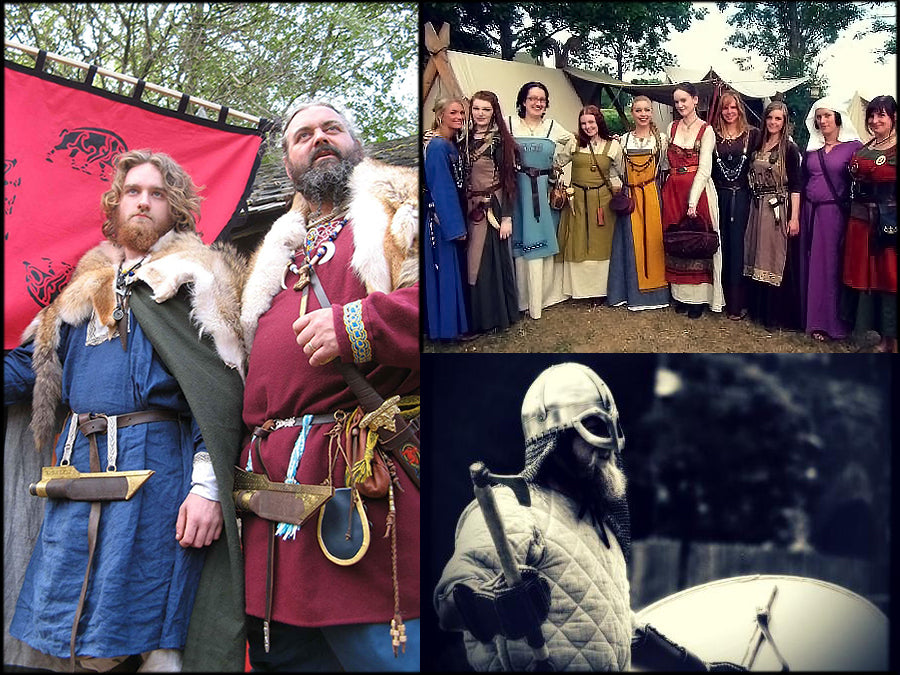 Viking Costume Viking Clothing And Accessories The Jelling Dragon Viking Crafts Living History Supplies