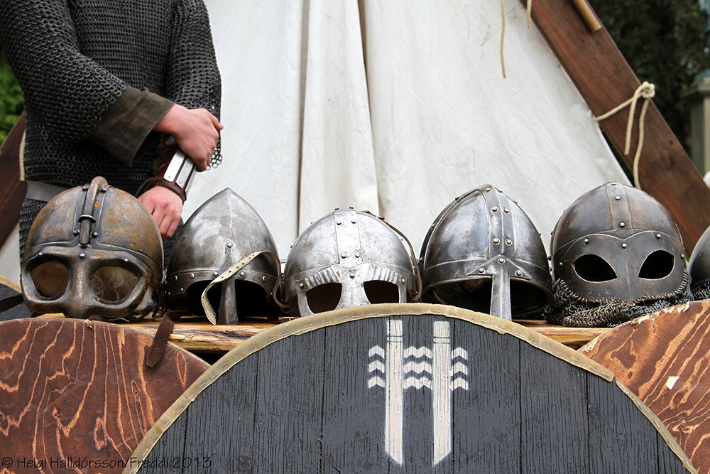 Bronseplassen Viking Market at Kristiansand - Norway