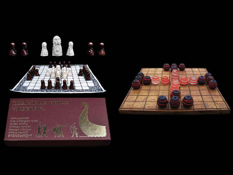 Viking Hnefatafl / Kings Table - Viking Games