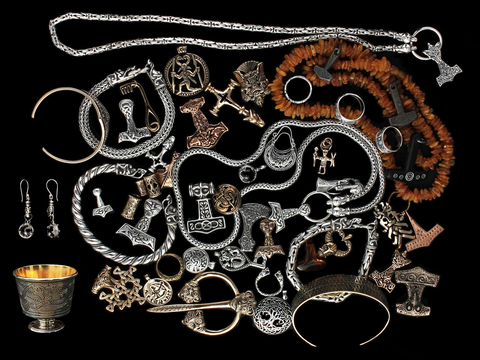 Viking Jewelry From The Viking Dragon