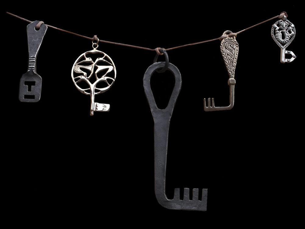 Replica Viking Keys & Viking Key Pendants - Viking Accessories / Viking Jewelry