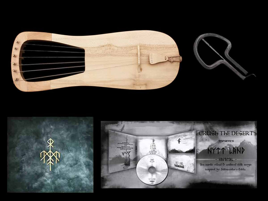 Viking Musical Instruments & Viking Music CDs - Viking Accessories