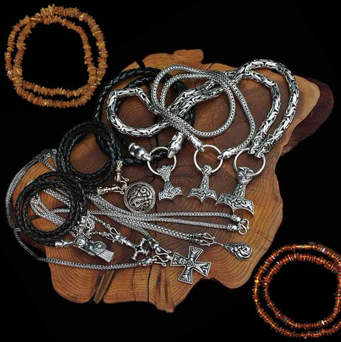 Viking Necklaces - Viking Jewelry