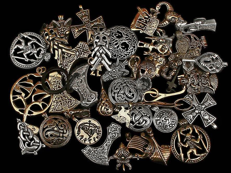 Viking Pendants - Viking Jewelry