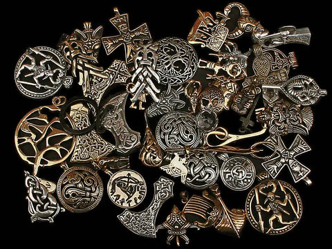 Viking Pendants - Viking Jewelry & Accessories