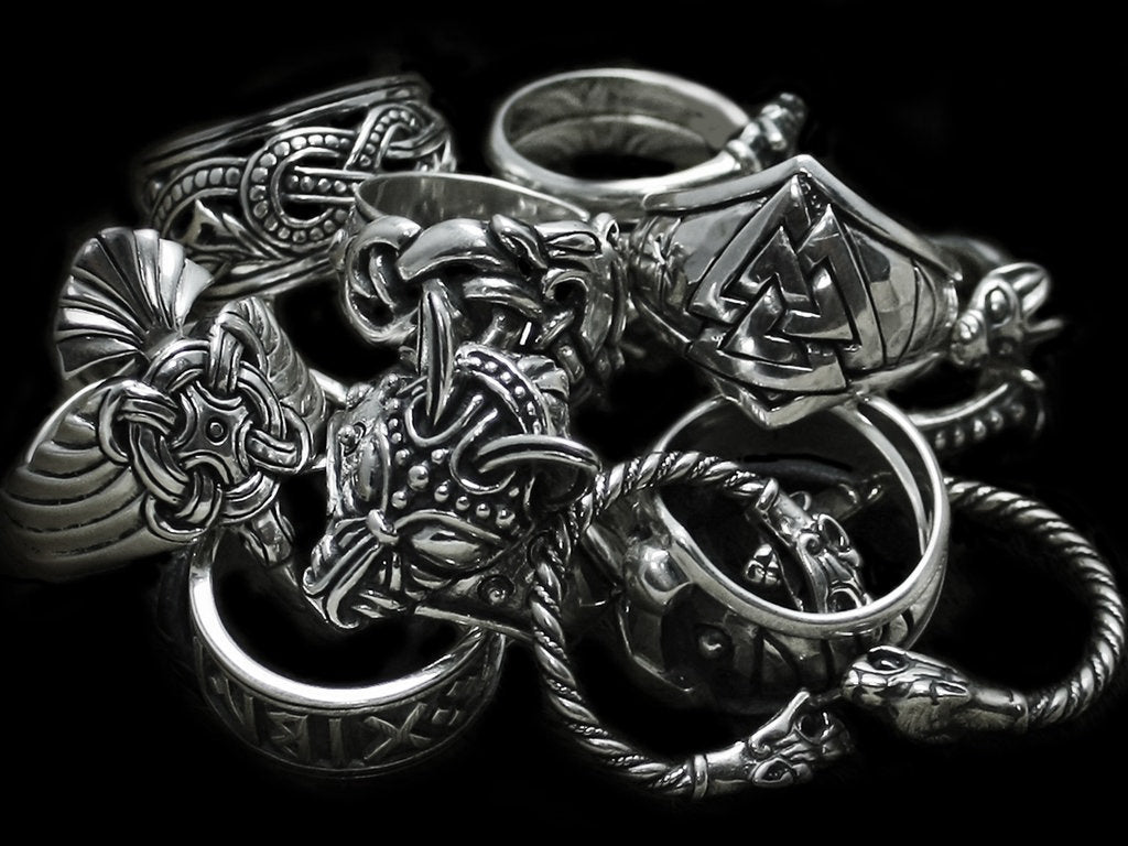 Viking Rings - Viking Jewelry