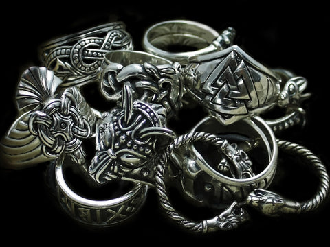 Replica Viking Rings - Viking Jewelry