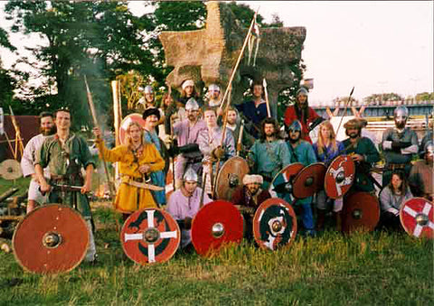 The first Wolin Viking Festival in Poland