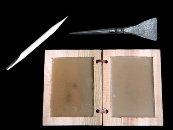 Wax Writing Tablets - Viking Accessories